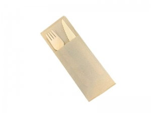 Napkin Cutlery Pouch B Ux12