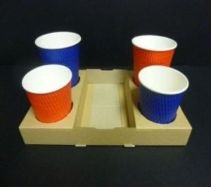 Tray 4 Cup CTN