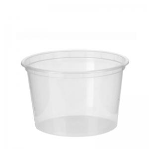 Container Round 440ml Ux10