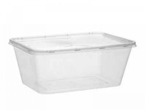 Container Rect 1000ml Ux10