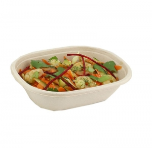Bowl Oval 620ml Ux6