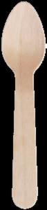 Teaspoon Wooden Ux20