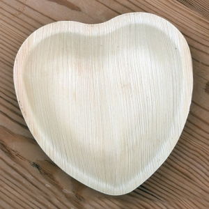 Plate Heart 160mm Ux4