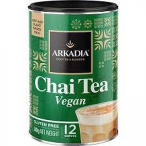 Vegan Chai Tea 240g Ux6