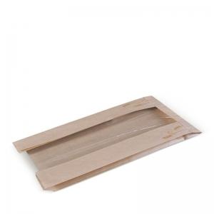 Cob Loaf Window Bag BR CTN
