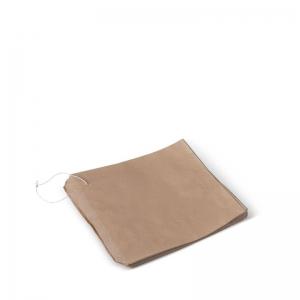 Flat SQ Strung Bag BR #1 Ux4