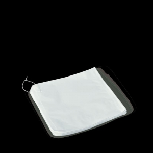 Flat SQ Strung Bag WH #2 Ux4