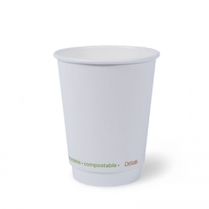 Eco Cup Double Wall 12oz Ux20