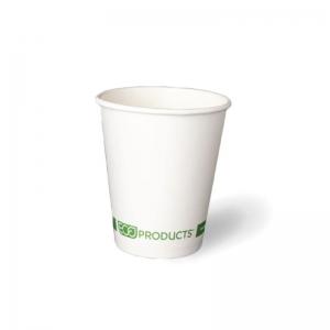 Eco Cup Single Wall 08oz CTN