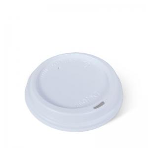 Smooth White Lid 08oz Ux10
