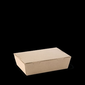 Lunch Box Brown Small Ux4