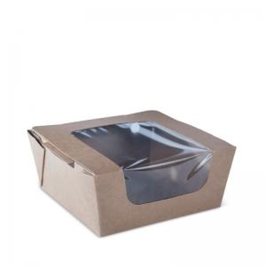Hot Food Box Window MED CTN