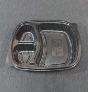 Bento Box 3 Compartment Ux4