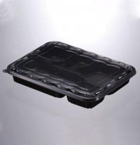 Bento Lid 5 Compartment CTN