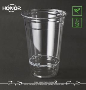 Frappe Cup RPET 20oz Ux20