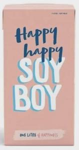 Happy Soy Boy 1L