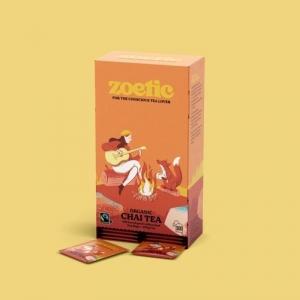 Tea Bag Chai Zoetic Ux6