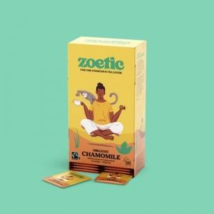 Tea Bag Chamomile Zoetic Ux6