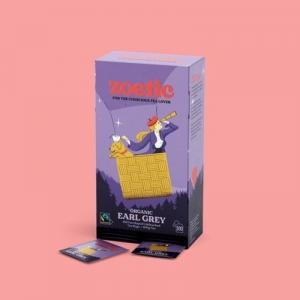 Tea Bag Earl Grey Zoetic Ux6