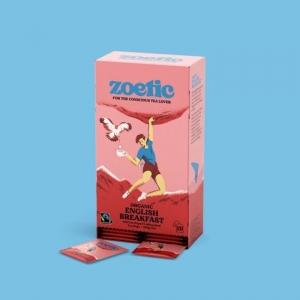 Tea Bag Eng Brk Zoetic Ux6