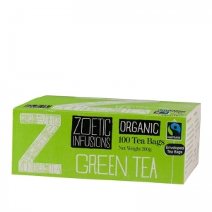 Tea Bag Green Zoetic Ux6