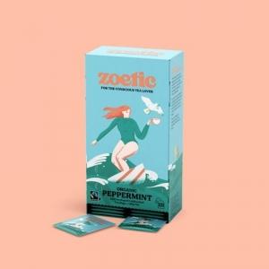 Tea Bag P/Mint Zoetic Ux6